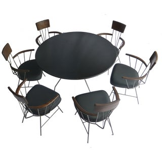 Richard McCarthy Mid-Century Dining Set