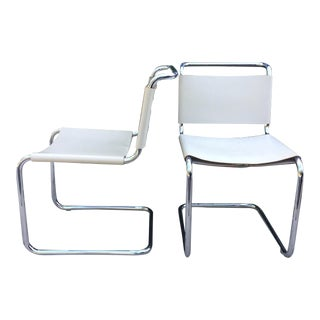 Marcel Breuer Chairs