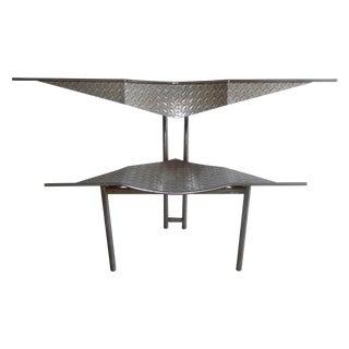 Stark Style Metal Chair