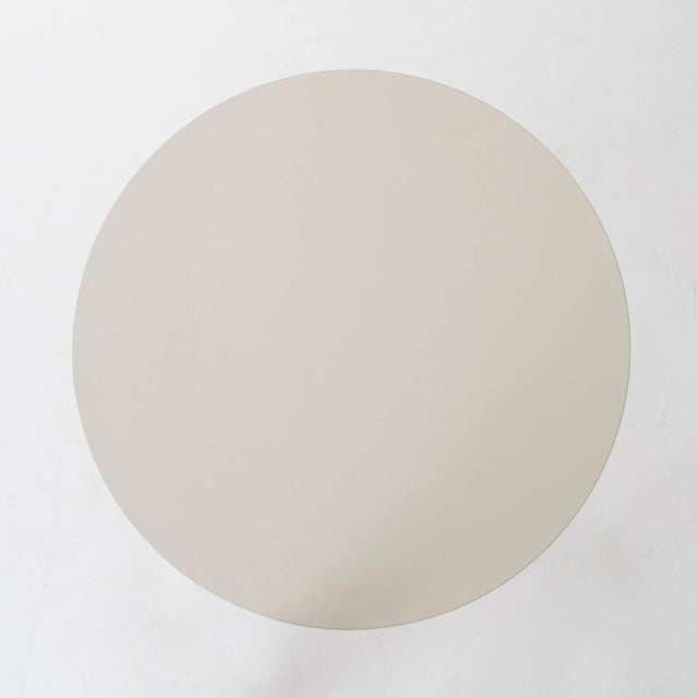 Eames Herman Miller Round Dining Table - Image 4 of 5