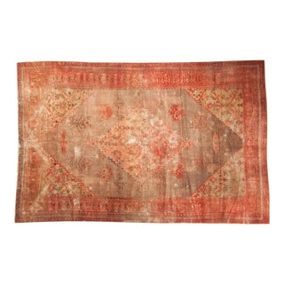 Antique Doroksh Carpet - 6' x 9'