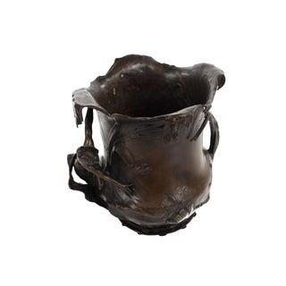 Art Nouveau Antique Bronze/Copper Vase