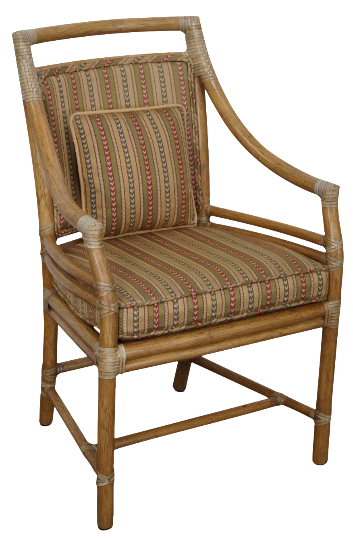 Charming McGuire Of San Francisco Rattan Armchair