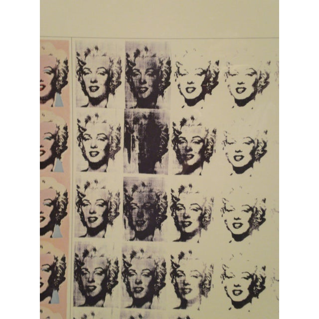 Marilyn Monroe Diptych by Andy Warhol - Image 5 of 9