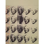 Image of Marilyn Monroe Diptych by Andy Warhol