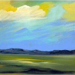 Jerome Gastaldi Painting - Golden Wind