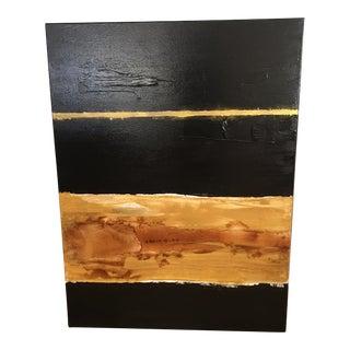 """""""Blackjack"""" Original Acrylic Painting"""