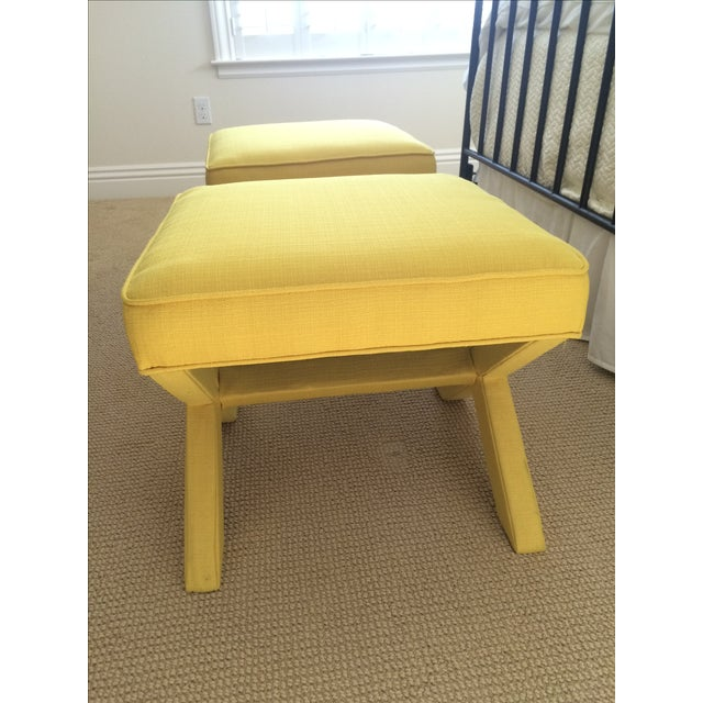 Image of Jonathan Adler X-Bench - 2 Available
