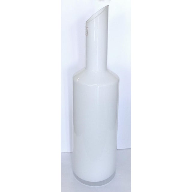 Blown Cased Glass Vessel - Image 5 of 6