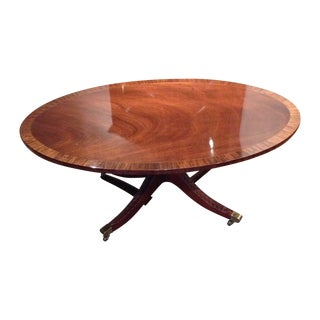 Kindel Oval Coffee Table