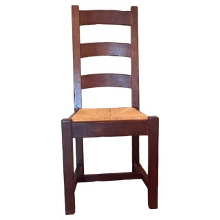 French Heritage Ladder Back Chairs - Set of 8