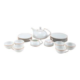 Walter Gropius Rosenthal Studio Line TAC Tea Set - Set of 21