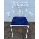 Image of Mid-Century Metal Salterini Chair