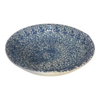 Vintage Italian Spongeware Bowl