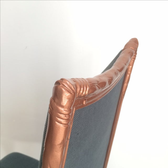 Rose Gold Chair - Image 7 of 10