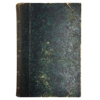 La Lecture Illustrée 1896 Paris Book
