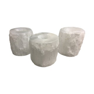 Crystal Rock Votives - Set of 5