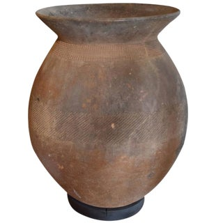 African Water Vessel