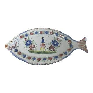 Quimper Fish Platter