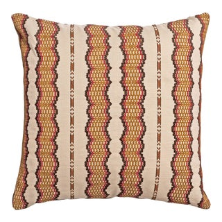 "Piper Collection Cinnamon ""Wyatt"" Pillow"