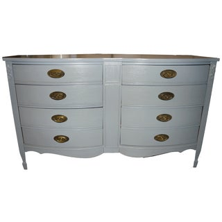 Vintage Dixie 8 Drawer Dresser