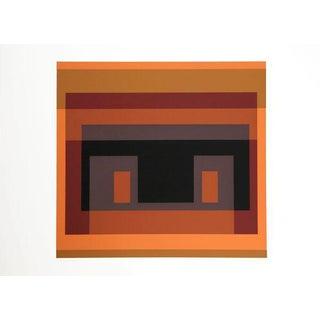 "Josef Albers ""Portfolio 1, Folder 28, Image 2"" Print"