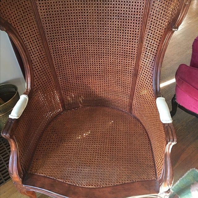 Antique Porter's Chair - Image 8 of 10