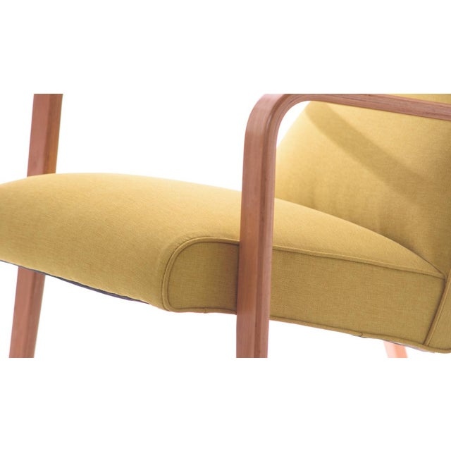Thonet Mid-Century Modern Bentwood Lounge Chair - Image 3 of 5