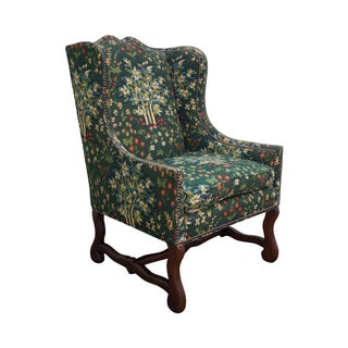 Henredon Four Centuries French Country Wing Chair