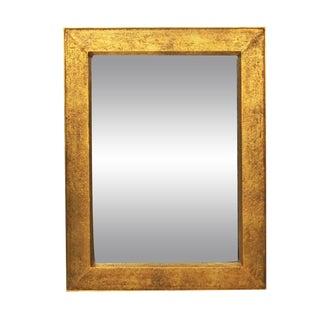 Vintage Gold Belgian Mirror
