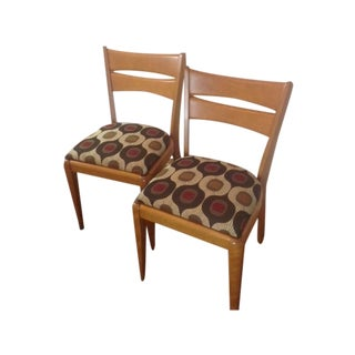 Heywood-Wakefield Side Chairs - A Pair