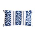 Image of Naturally Dyed Indigo Pillow