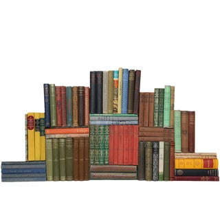 Curated Petite Library - Set of 75