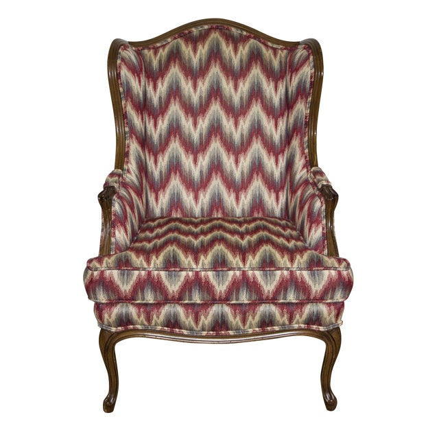 Flame Stitch Bergere - Image 1 of 11