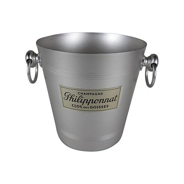 Philipponnat French Champagne Chiller/ Ice Bucket - Image 1 of 4