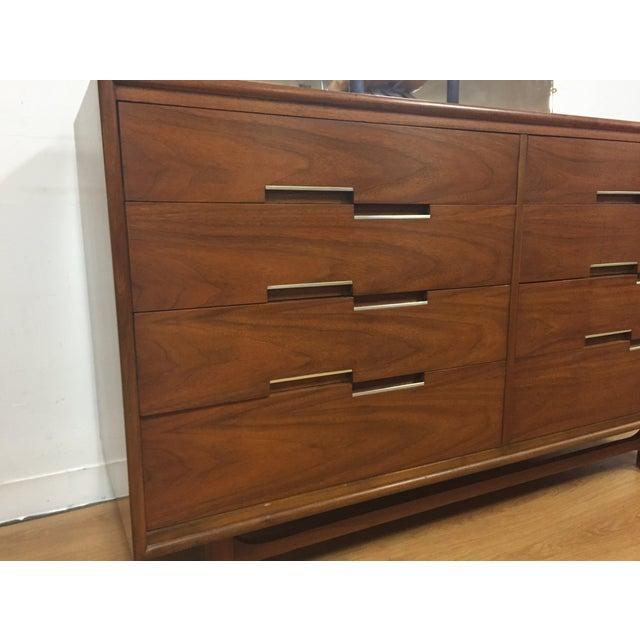 Mid Century Cavalier Dresser And Mirror Chairish