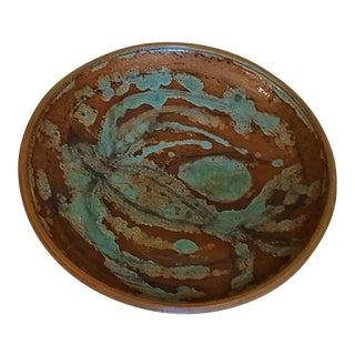1957 Art Pottery Bowl