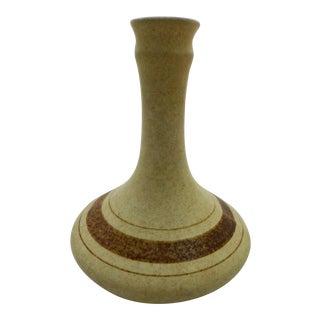 Mid-Century Modern Studio Pottery Vase