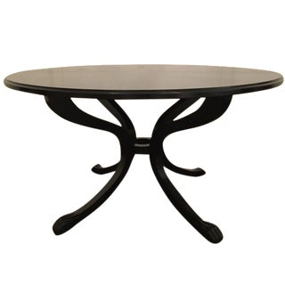 Oly Studio Oscar Black Dining Table