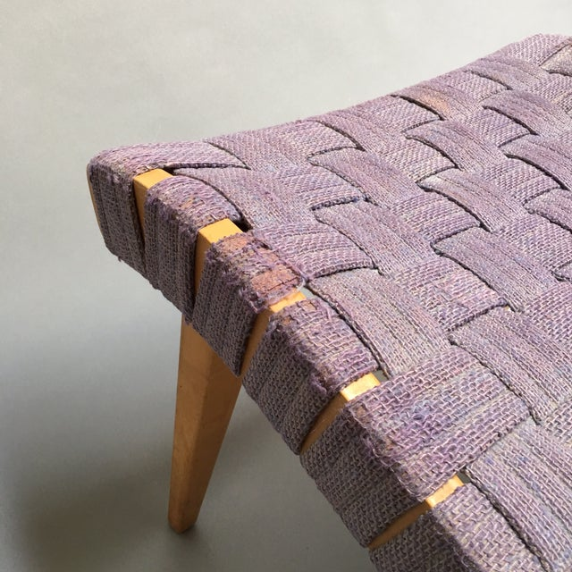 Knoll Lounge Chair by Jens Risom C. 1940s - Image 9 of 10