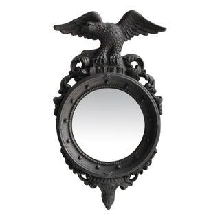 Custom Painted Convex Eagle Mirror