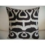 "Image of Silk Velvet ""Triple Ottoman"" Accent Pillow"