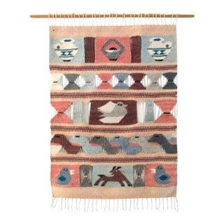 Vintage Southwestern Hanging Tapestry