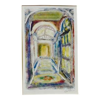 French Hallway