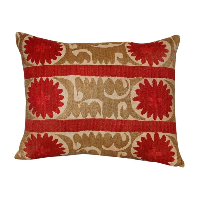 Vintage Tribal Band Bolinpush Pillow - Image 1 of 3