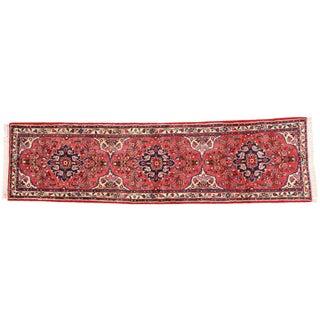 """Vintage Persian Rudbar Runner - 2'6"""" X 9'4"""""""