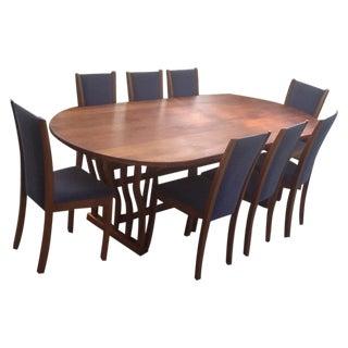 Danish Modern Skovby Dining Set