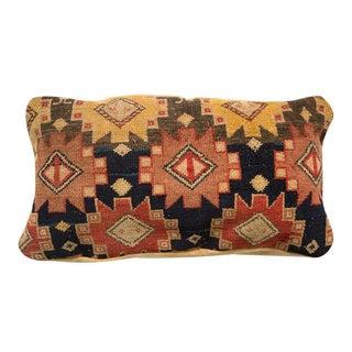 Antique Tribal Rug Pillow