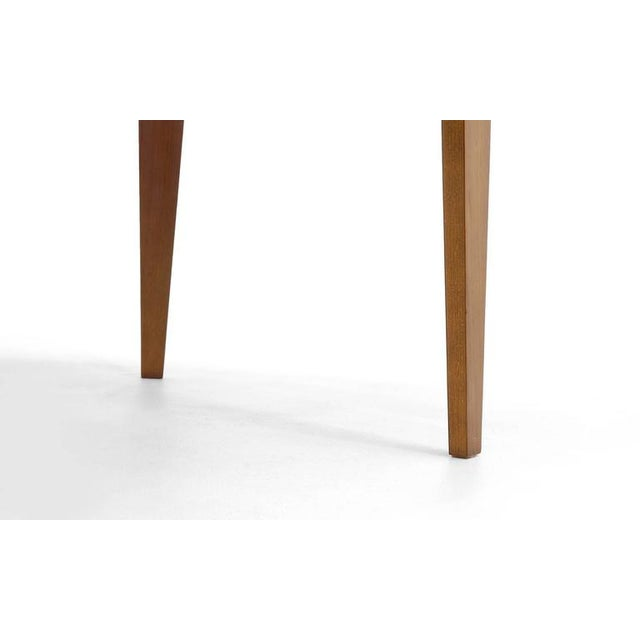 Image of Norman Cherner Oval Dining Table
