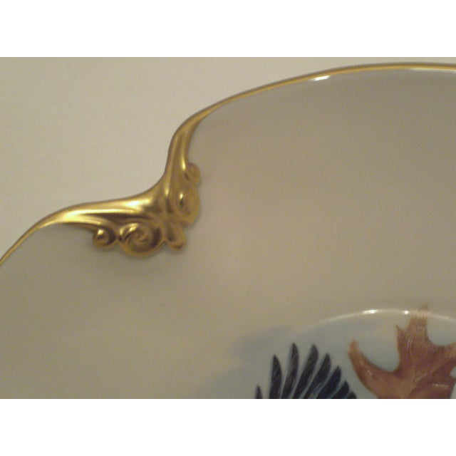 Pickard China Hand Decorated Gold Gilt Bowl - Image 5 of 7
